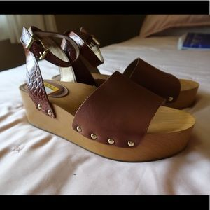 Sam Edelman platform wedges